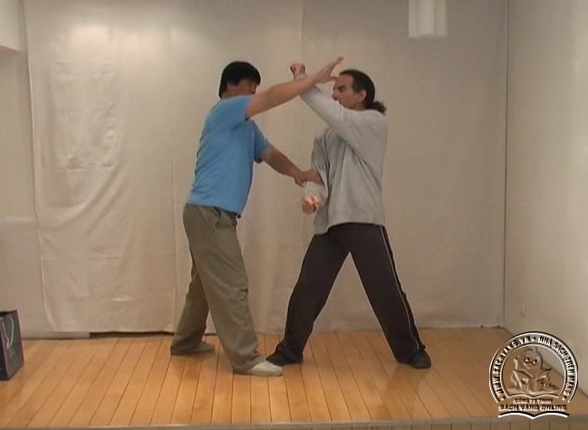 Yin Style Babua Fighting Methods - screenshot 4
